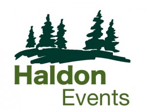 haldon Events logo