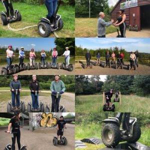 Segway Events Plymouth Cann Woods